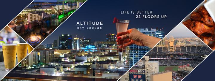 ALTITUDE Sky Lounge