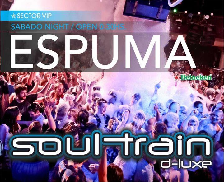 SoulTrain D-Luxe