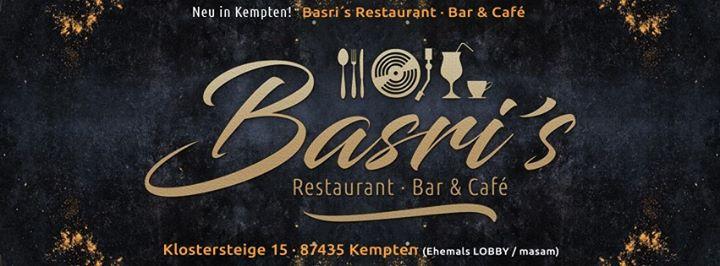 Basri's Restaurant · Bar & Café
