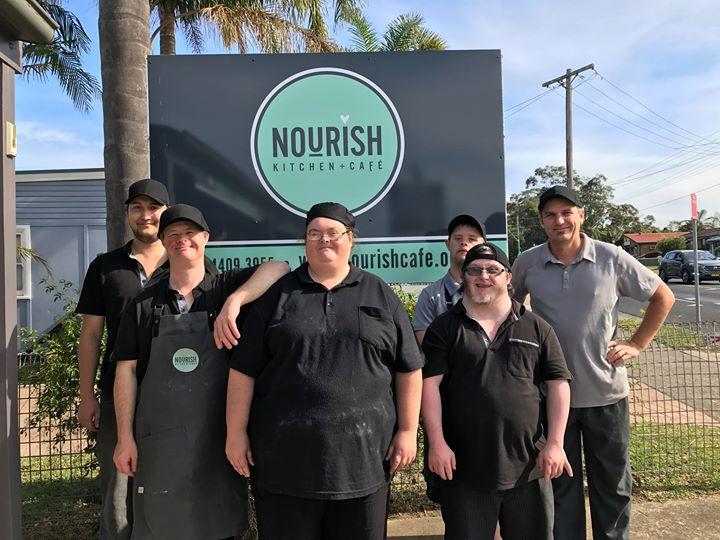 Nourish Kitchen Cafe