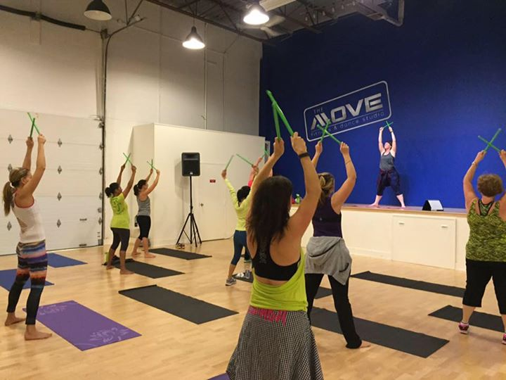 The MOVE Fitness & Dance Studio
