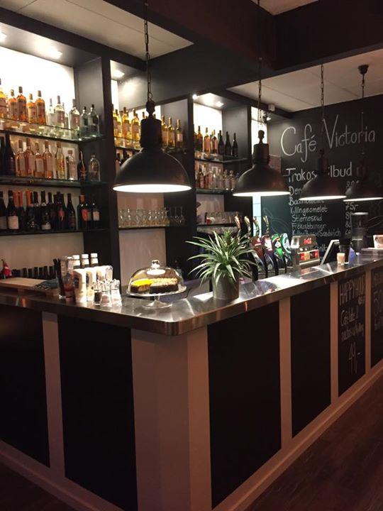Cafe Victoria - Maribo