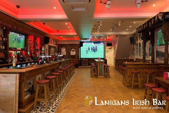 Lanigan's Irish Bar Liverpool