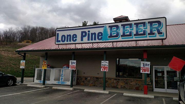Lone Pine Beer Store