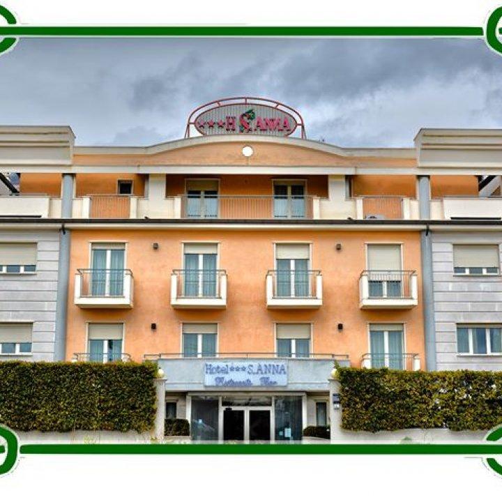 Hotel Sant'Anna - Ristorante La Buona Forchetta
