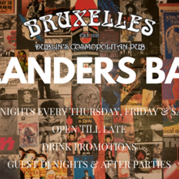 The Rock Bar At Bruxelles Dublin