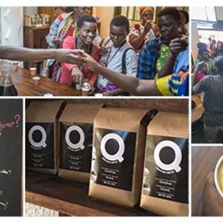 Question Coffee Rwanda