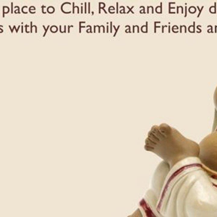 The Laughing Buddha Lounge & Café