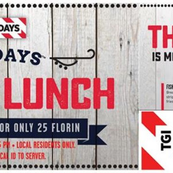 TGI Friday's Aruba