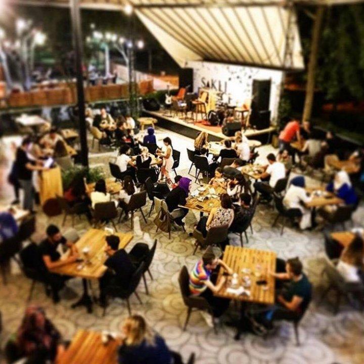 Saklı bahçe cafe Restaurant
