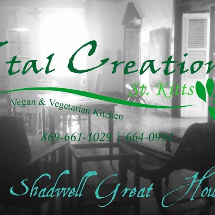 Ital Creations at Shadwell Great House St.Kitts