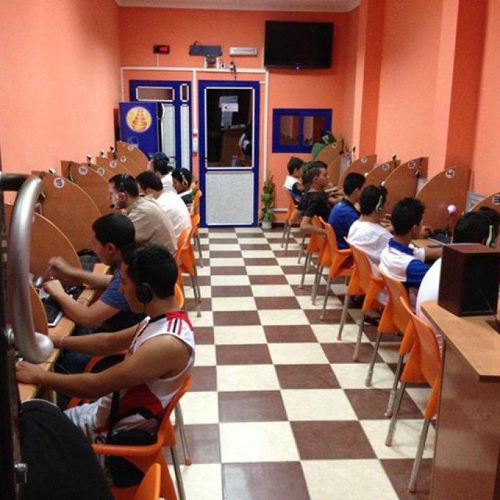 Cybercafé net8