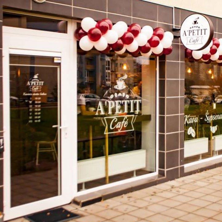 A'petit Cafe