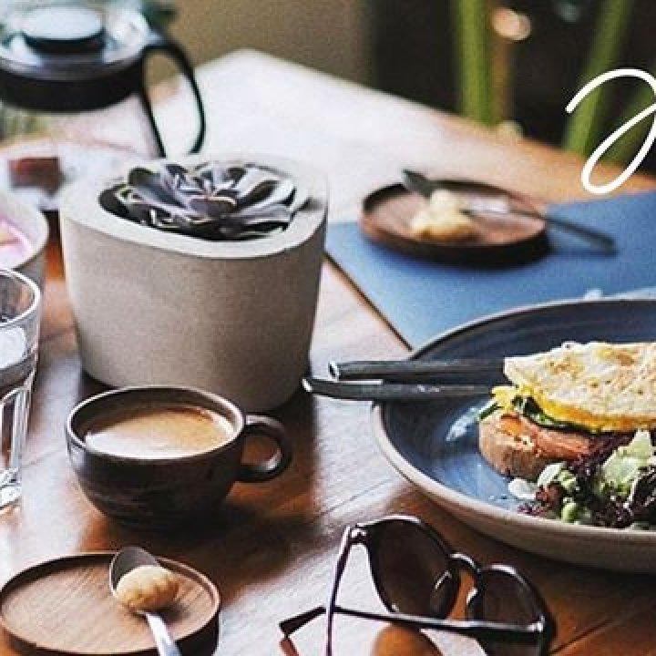 Jikaa Coffee x Eatery