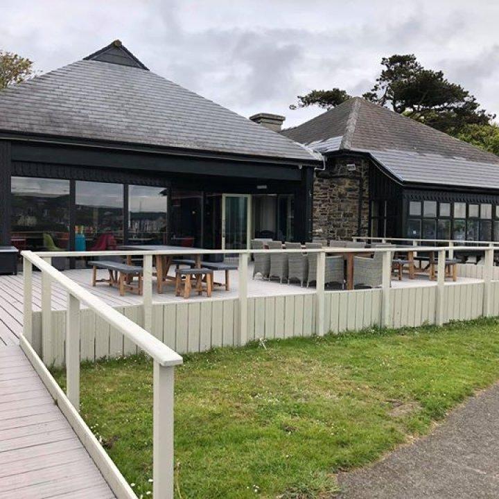 The Cafe and Restaurant at Bradda Glen