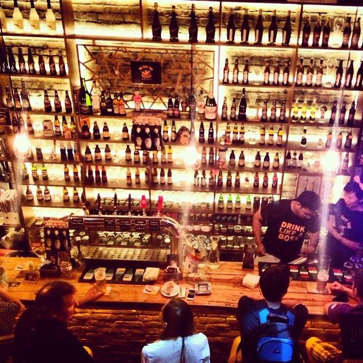 The Beer Nest I & II
