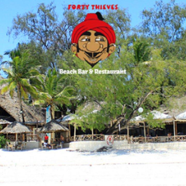 Forty Thieves Beach Bar