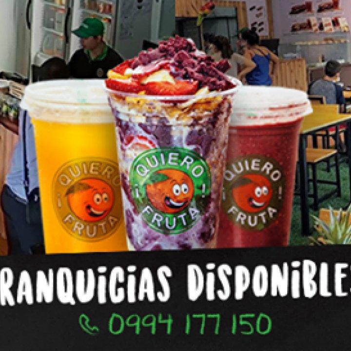 Quiero Fruta Paraguay