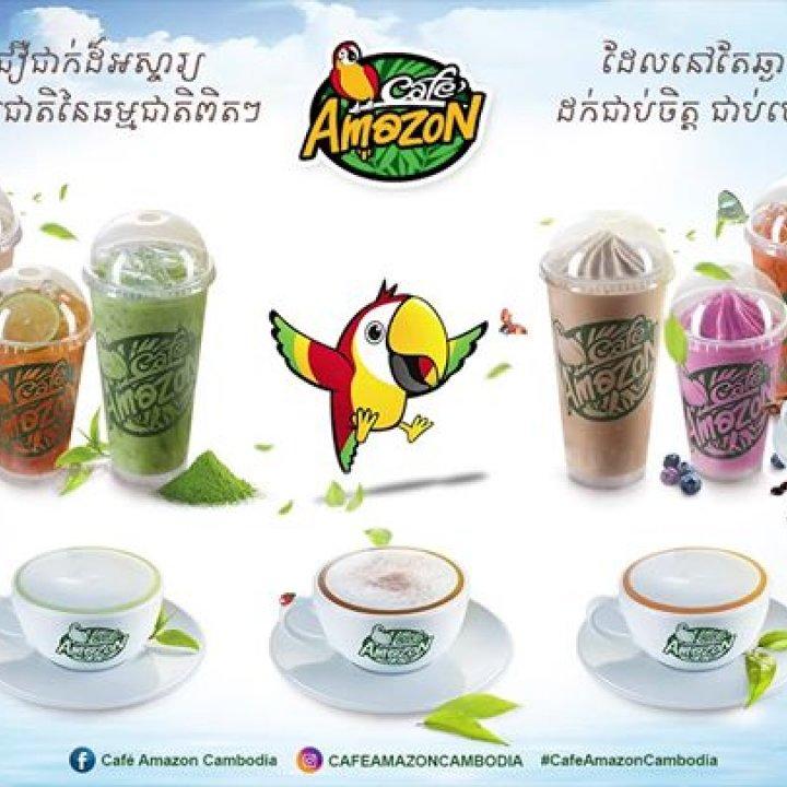 Café Amazon Cambodia