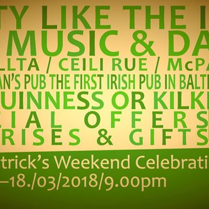 Paddy Whelan's Irish Pub