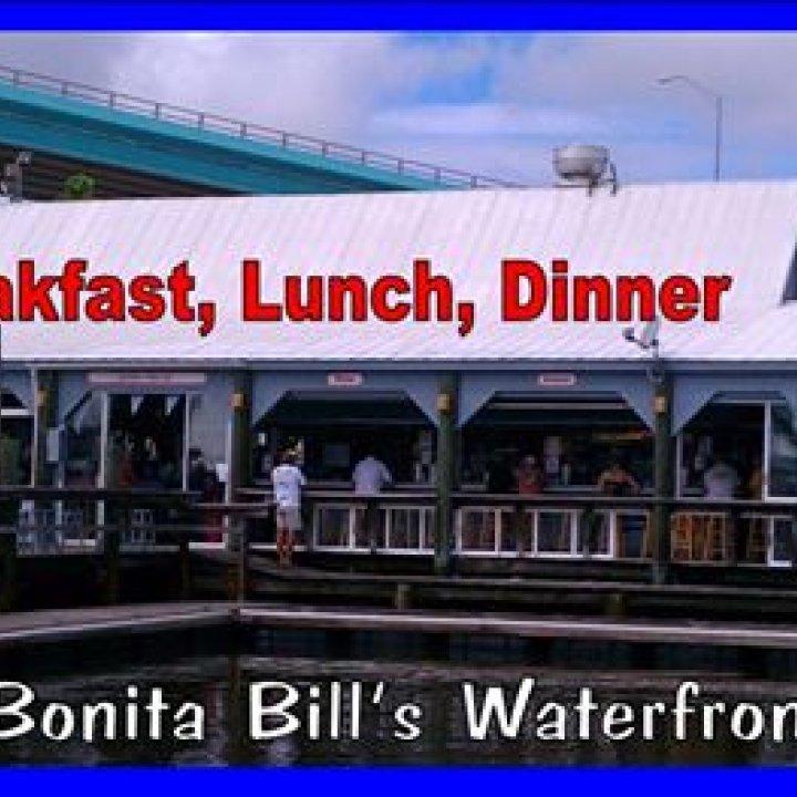Bonita Bill's Waterfront Cafe