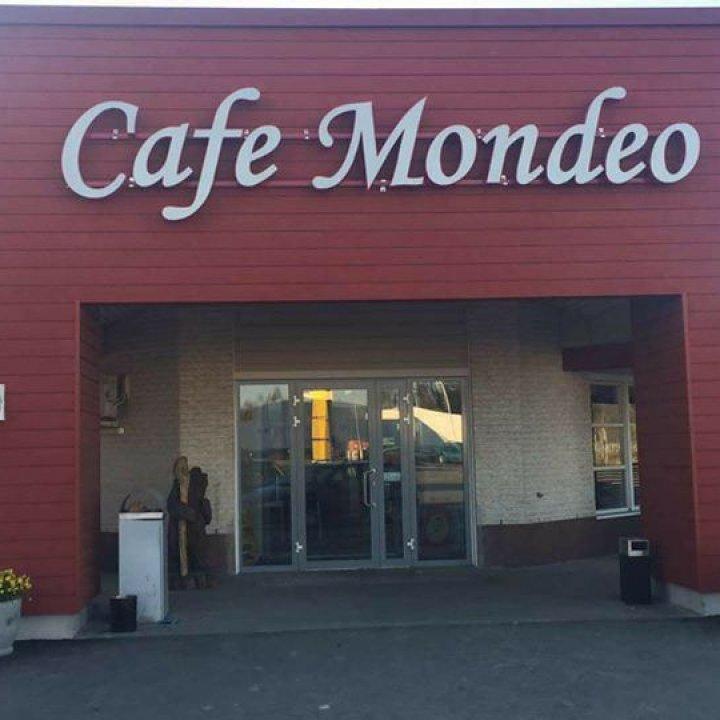 Cafe Mondeon lounas