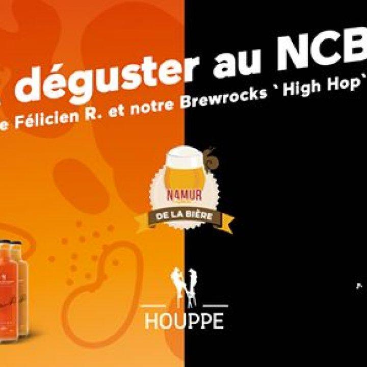 Houppe - Brasserie Artisanale de Namur - L'Echasse