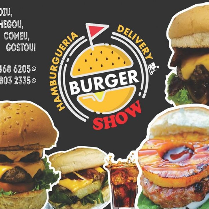 Show Burger Delivery