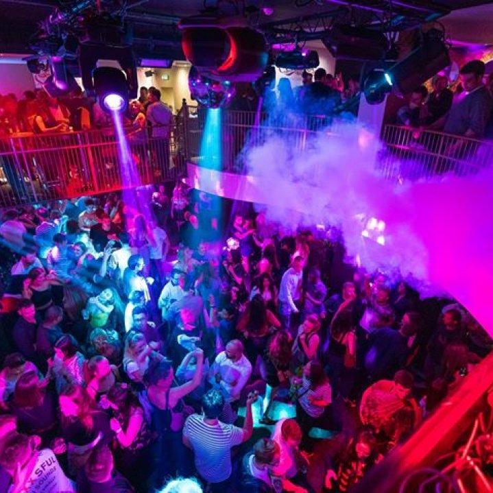 Les Folies d'Amour Nightclub Guernsey