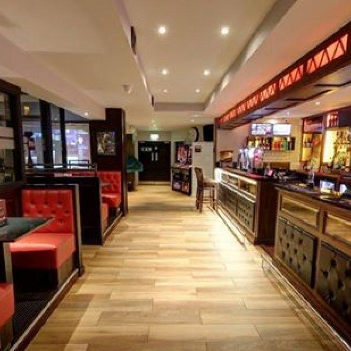 The Ball Room Sports Bars & Pool Halls