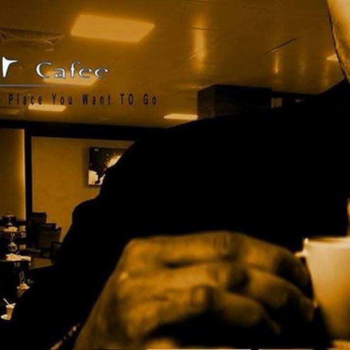 BR BR Cafe بربر كافيه