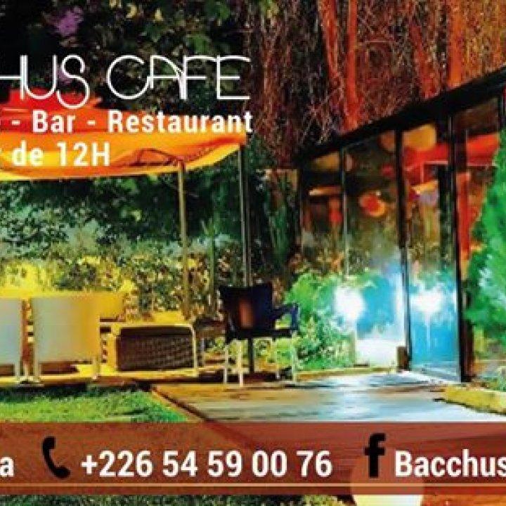 Bacchus Café Ouagadougou