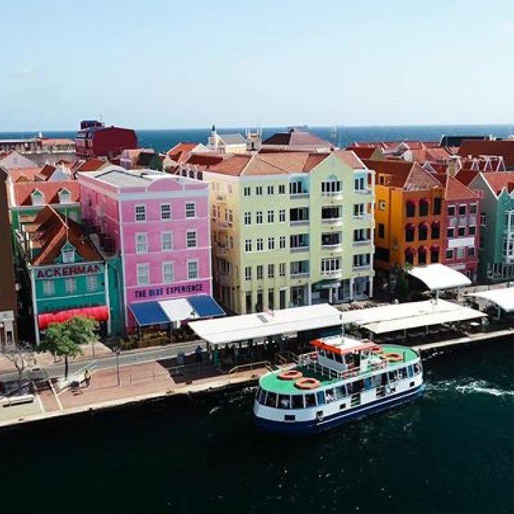 The Blue Curaçao Experience
