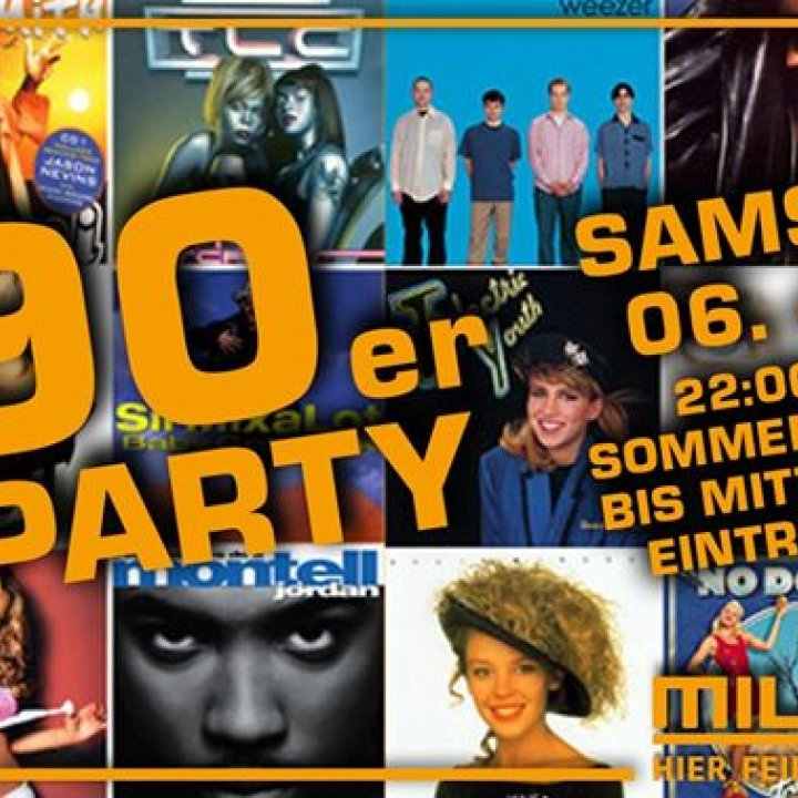 MILLJÖH 2.0 - Club / Café / Events