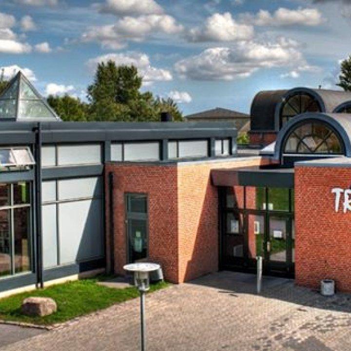 Trekanten - bibliotek & kulturhus