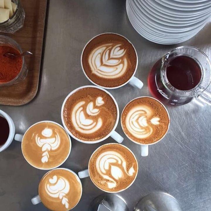 Cafè Bevegelse