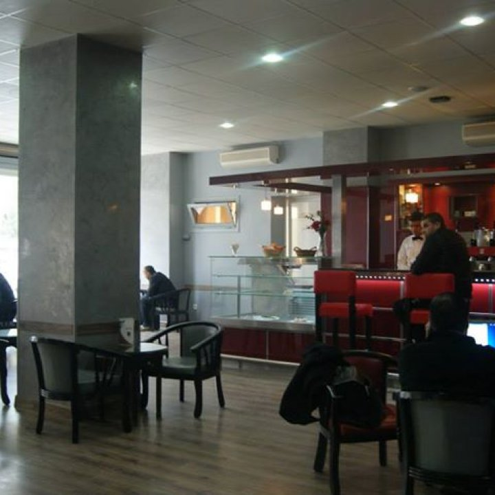 Cafétéria Hôtel Majestic