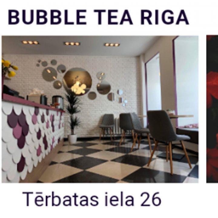 Bubble Tea Riga
