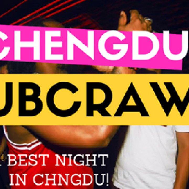 Chengdu-Pubcrawl