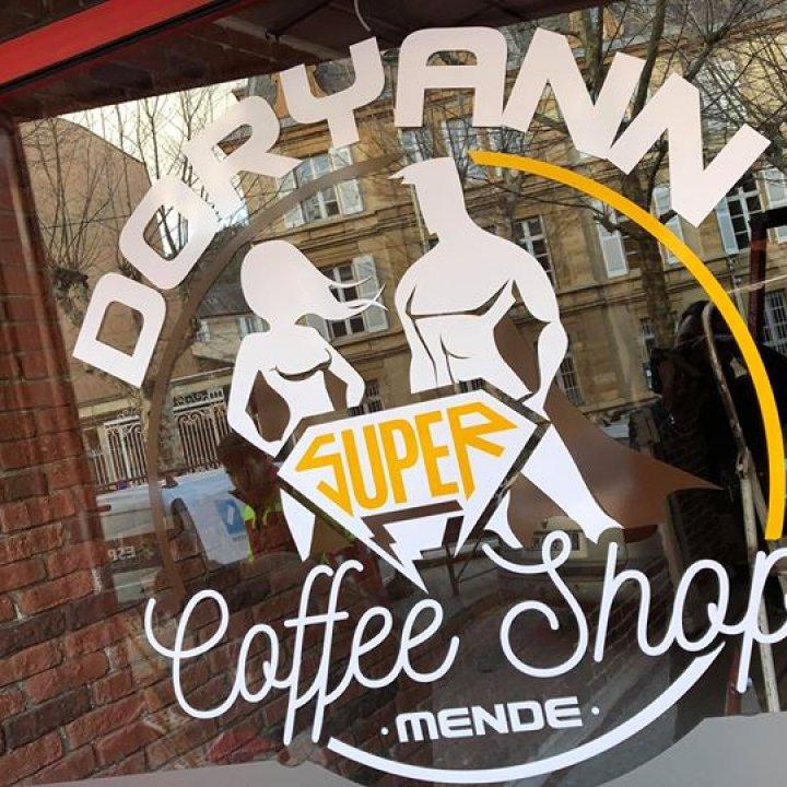 Doryann Super Coffee Shop - MENDE