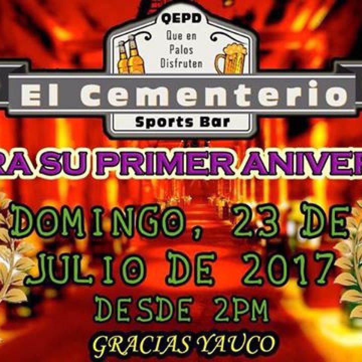 El Cementerio Sports Bar