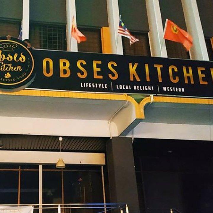 Obses Kitchen Alor Setar