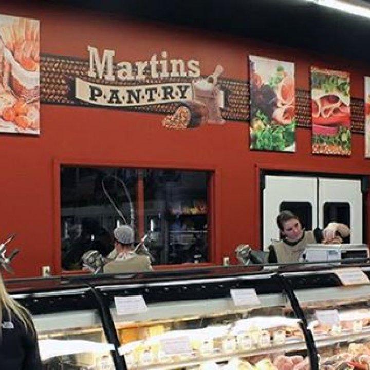 Martin's Pantry, Liberty, PA