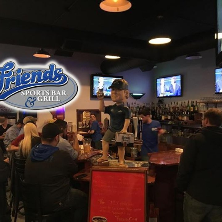 Friend's Sports Bar & Grill