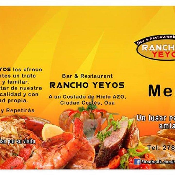 Bar y rest rancho yeyos