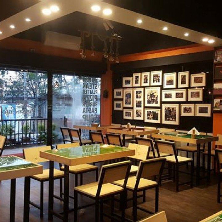 Coffee Buzz Fusion cafe