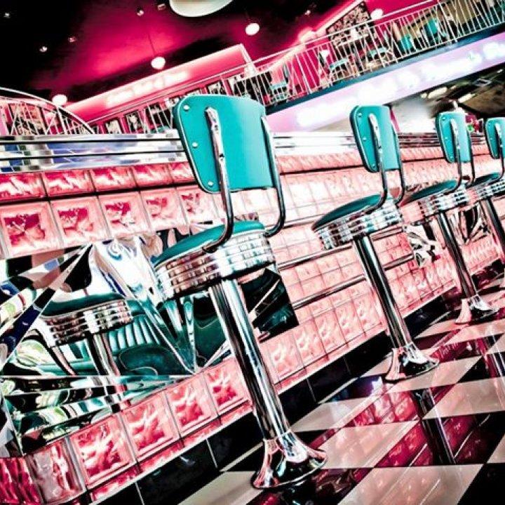 Tommy's Diner Café-Réunion