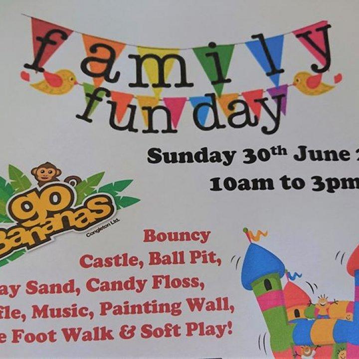 Go Bananas Soft play centre - Congleton Ltd.