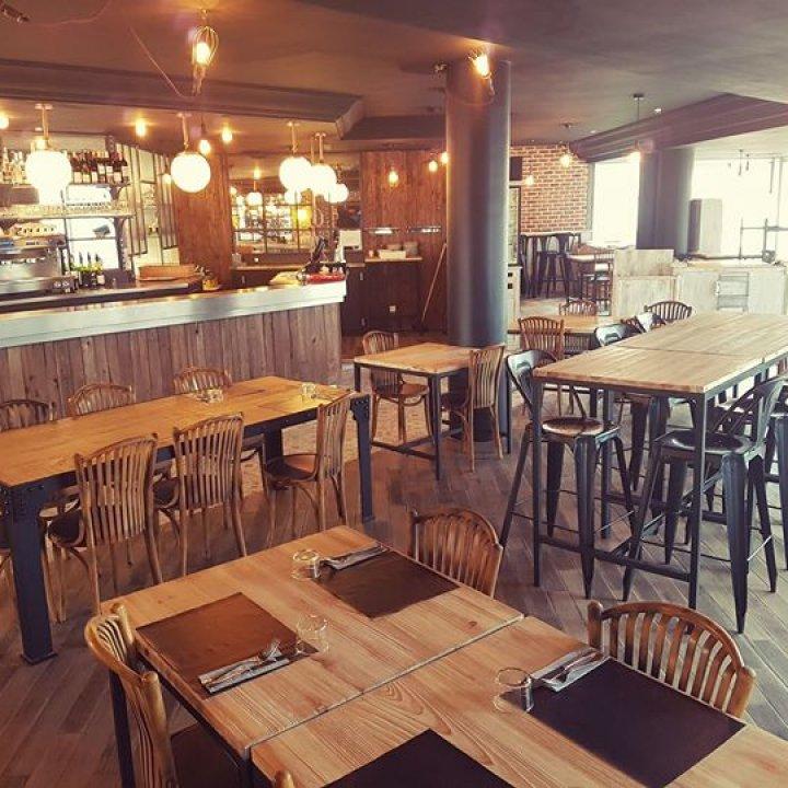 La Fabrik de Meaux- Restaurant/Bar Lounge