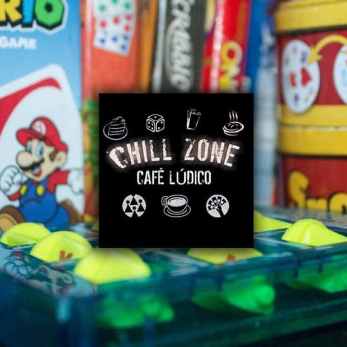 Chill Zone Cafe Ludico
